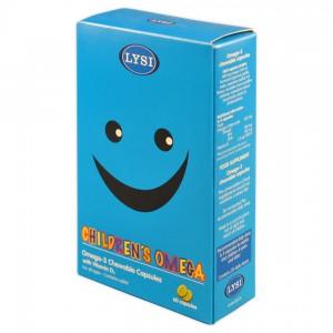 Omega 3 chewable - Lysi